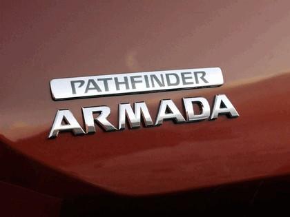 2004 Nissan Pathfinder Armada 14