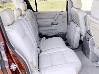 2004 Nissan Pathfinder Armada 17