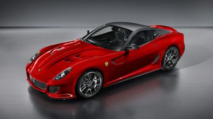 2010 Ferrari 599 GTO 2