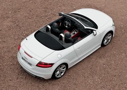 2010 Audi TTS roadster 2