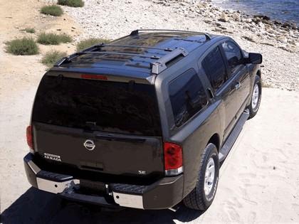 2004 Nissan Pathfinder Armada SE 4