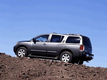 2004 Nissan Pathfinder Armada SE 5