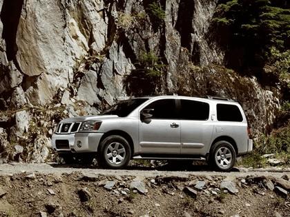 2004 Nissan Pathfinder Armada SE 7