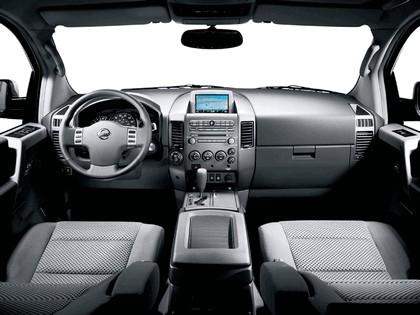 2004 Nissan Pathfinder Armada SE 12