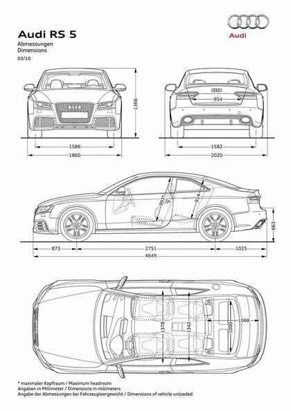 2010 Audi RS5 48