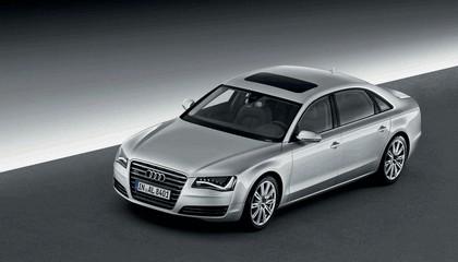 2010 Audi A8 L 1
