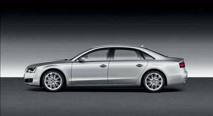 2010 Audi A8 L 2