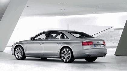 2010 Audi A8 L 4