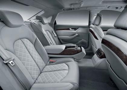2010 Audi A8 L 7