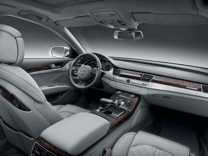 2010 Audi A8 L 8