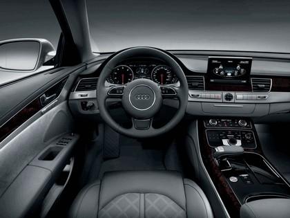 2010 Audi A8 L 9