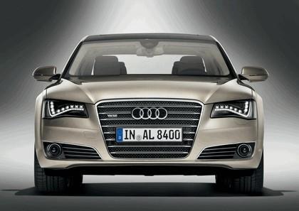 2010 Audi A8 L W12 Quattro 1