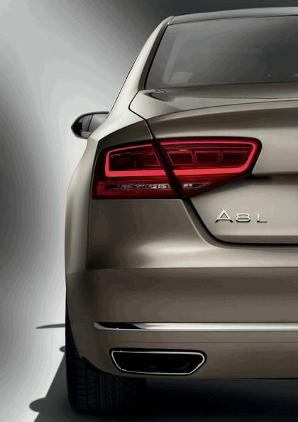 2010 Audi A8 L W12 Quattro 5