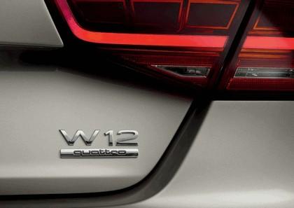 2010 Audi A8 L W12 Quattro 6