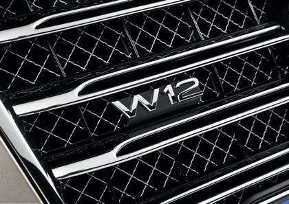 2010 Audi A8 L W12 Quattro 7