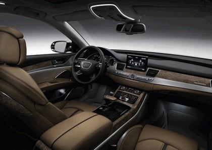 2010 Audi A8 L W12 Quattro 8