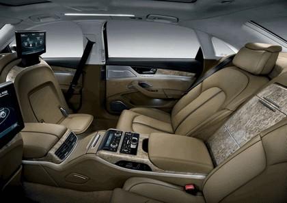 2010 Audi A8 L W12 Quattro 9