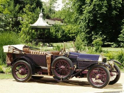 1914 Peugeot 145S Torpedo Tourer 2