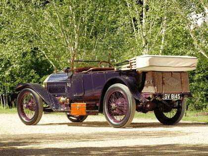 1914 Peugeot 145S Torpedo Tourer 3