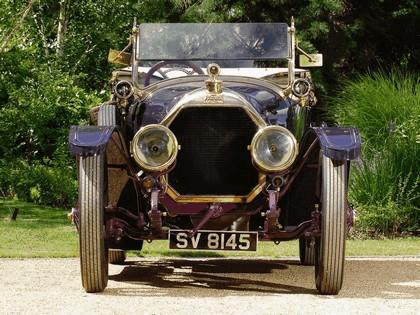 1914 Peugeot 145S Torpedo Tourer 4