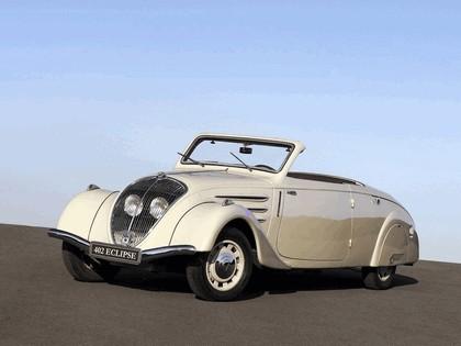 1937 Peugeot 402L Eclipse 1