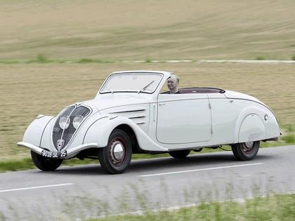 1937 Peugeot 402L Eclipse 6