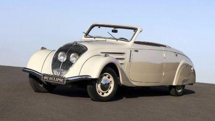 1937 Peugeot 402L Eclipse 5
