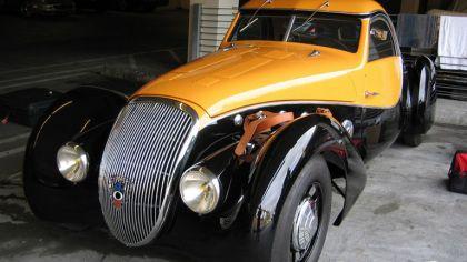 1938 Peugeot 402 Darlmat Pourtout coupé 8