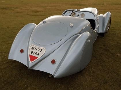 1938 Peugeot 402 Darlmat Pourtout roadster 4