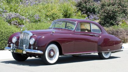 1953 Bentley R-Type Continental fastback 1