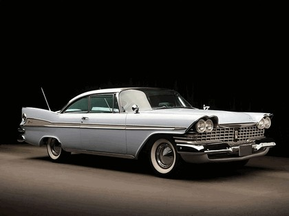 1959 Plymouth Fury 1