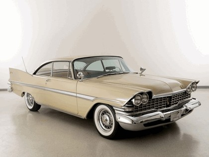 1959 Plymouth Fury 4