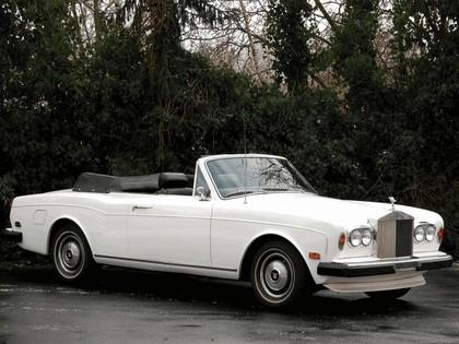 1971 Rolls-Royce Corniche I 4