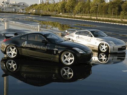 2004 Nissan 350z by Wald 1