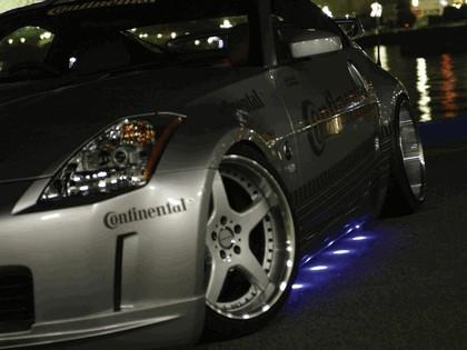 2004 Nissan 350z by Wald 5