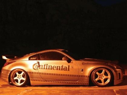 2004 Nissan 350z by Wald 8