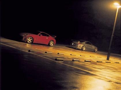 2004 Nissan 350z by Wald 9