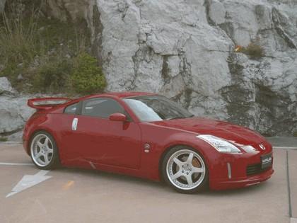 2004 Nissan 350z by Wald 10