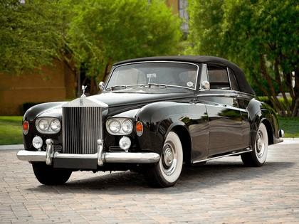 1962 Rolls-Royce Silver Cloud Drophead coupé III 1