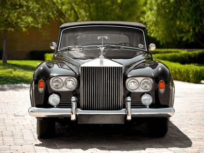 1962 Rolls-Royce Silver Cloud Drophead coupé III 2