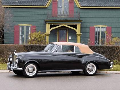 1962 Rolls-Royce Silver Cloud Drophead coupé III 4