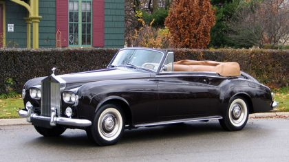 1962 Rolls-Royce Silver Cloud Drophead coupé III 7