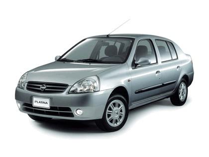 2002 Nissan Platina 1