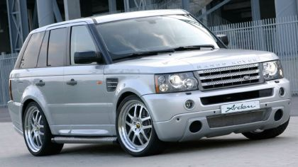 2006 Land Rover Range Rover Sport by Arden 7