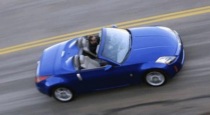 2004 Nissan 350z roadster 9