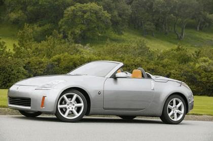 2004 Nissan 350z roadster 13