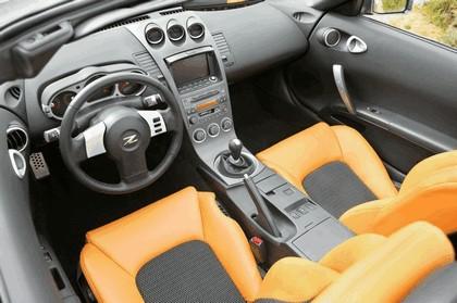 2004 Nissan 350z roadster 21