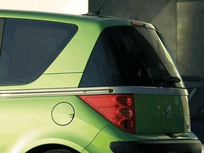 2004 Peugeot 1007 10