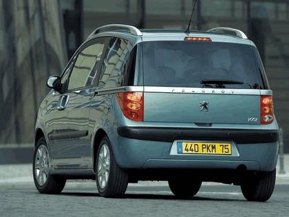2004 Peugeot 1007 14