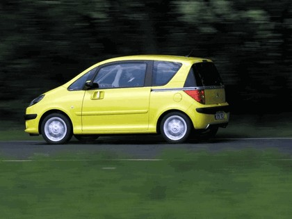 2004 Peugeot 1007 27